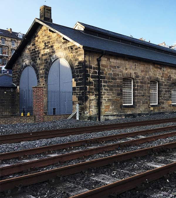 Whitby Engine Shed — Commercial Conversion