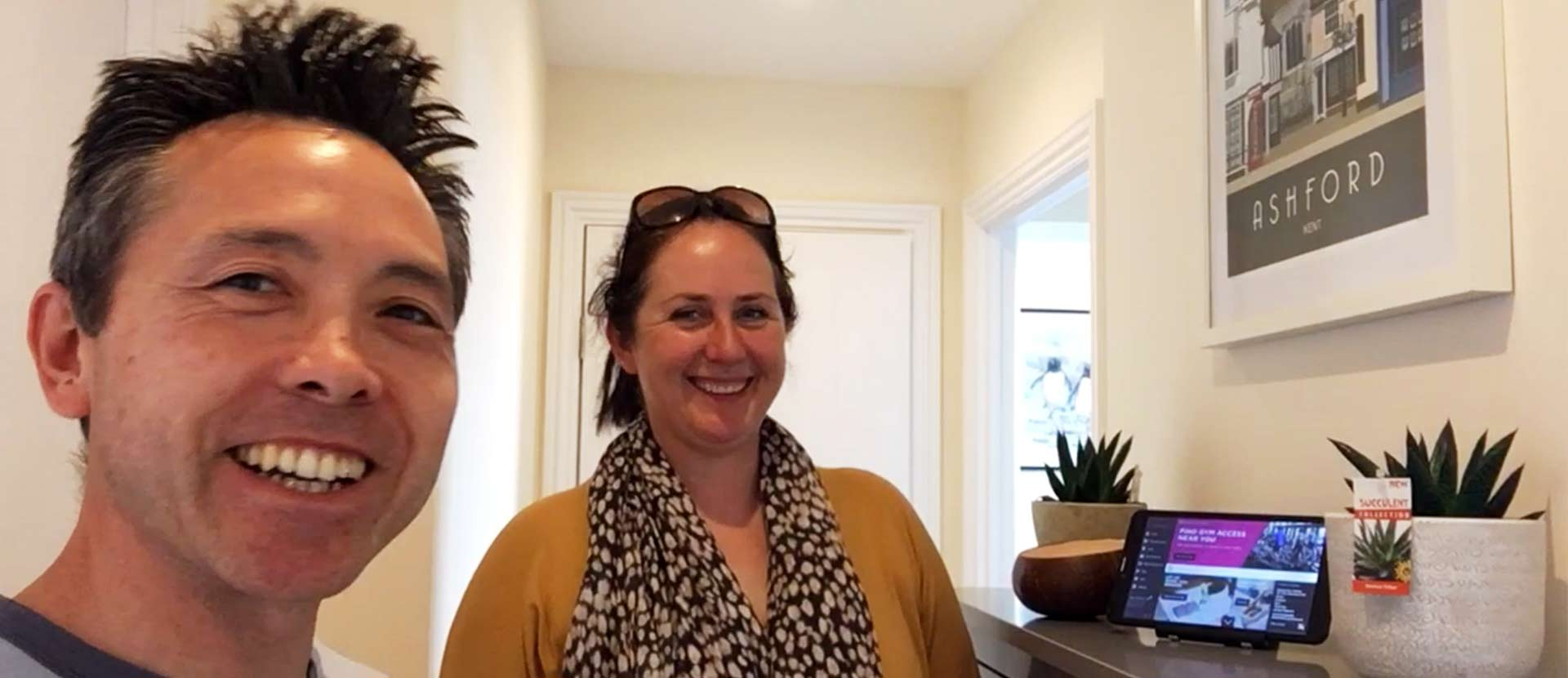 Eco Serviced Accommodation Tour with Emma Howitt