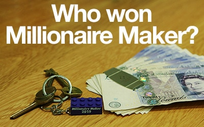 Can you guess who won Millionaire Maker? | Diary of a Property Investor  | Week 35