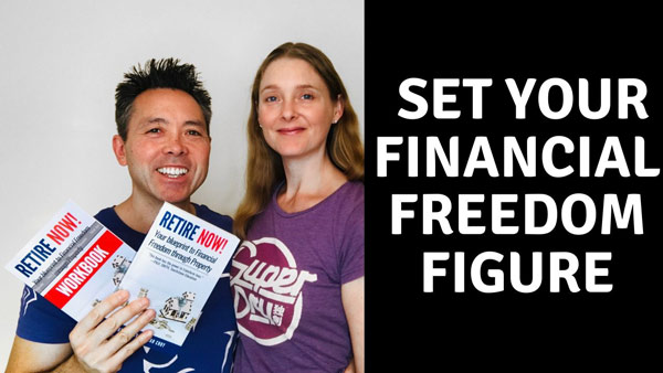 Is your Financial Freedom figure wrong? George Choy and Sarah Choy