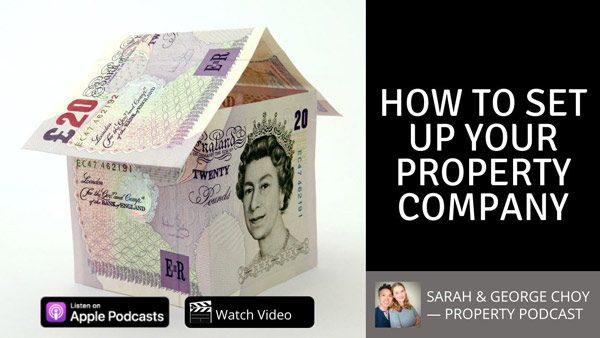 How to Set up a Property Company