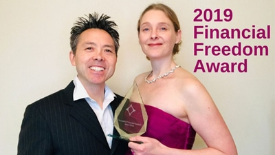 Winning the Financial Freedom Award 2019 | Diary of a Property Investor | Week 45