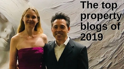 Top Property Blog 2019 - George Choy & Sarah Choy