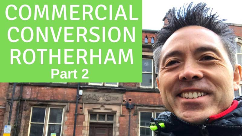 Commercial Conversion — Vestry Offices Rotherham – Part 2