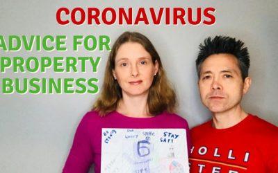 Coronavirus Advice for Property Business – UK – Financial Support