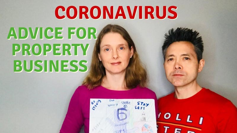 Coronavirus Advice for Property Business – UK – Financial Support