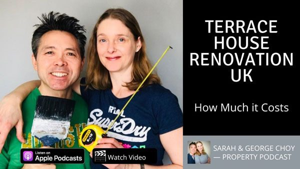 Terrace House Renovation UK — How Much It Costs