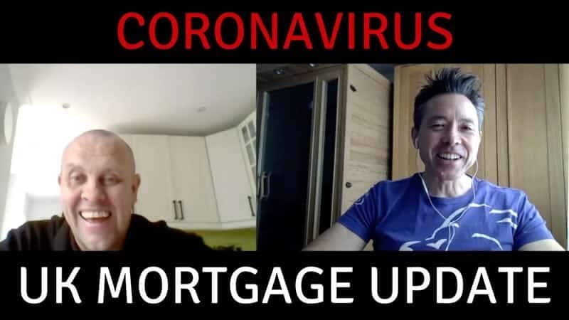 UK Mortgage Update – Coronavirus – 31 March 2020