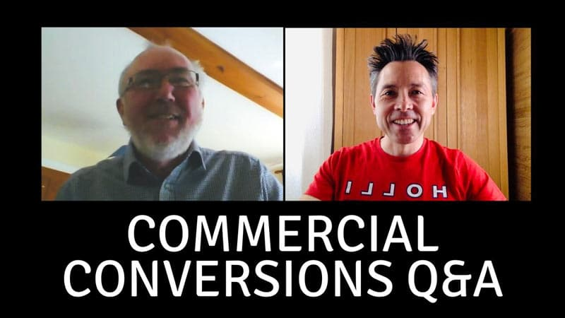 Commercial Conversion Q&A with Andrew Bartlett