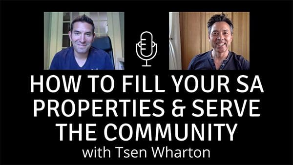 How to Fill Your Serviced Accommodation Properties & Serve the Community – Tsen Wharton