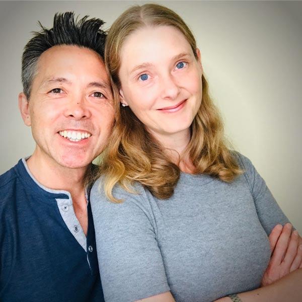 George Choy & Sarah Choy