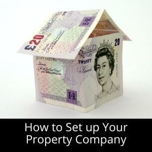 How to Set up Your Property Company