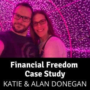 Financial Freedom UK Case Study | Katie & Alan Donegan
