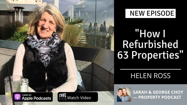 How I Refurbished 63 Properties – Helen Ross