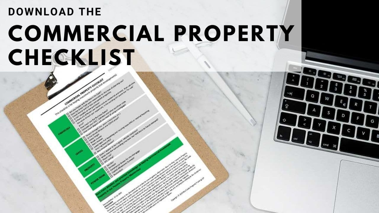 Commercial Property Checklist download