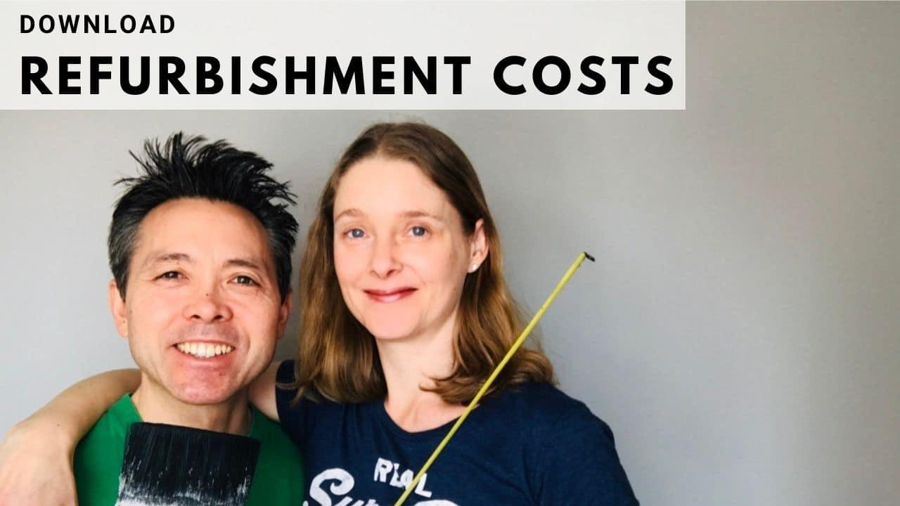 Refurb costs download