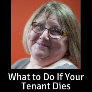 What to Do If Your Tenant Dies