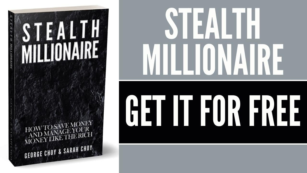 Stealth Millionaire - free book offer