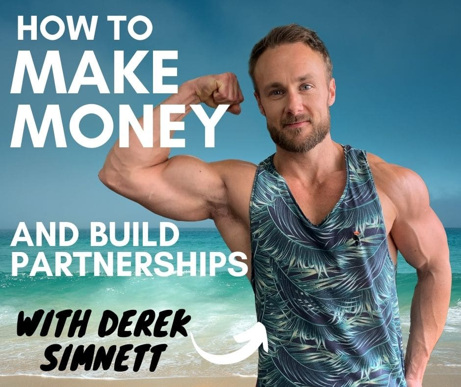 How to Become a Social Media Influencer | Derek Simnett - Simnett Nutrition|Sarah & George Choy Property Podcast