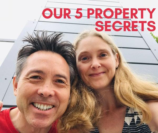 Our 5 Secrets Critical to Property Success